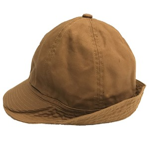 【SALE】circa make hunting cap / camel