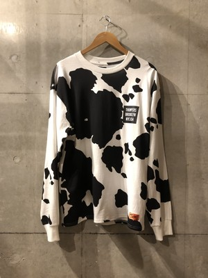 Cattle Pattern Tee [TH9W-10-005]