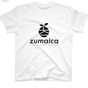 zumaica 半袖Tシャツ  ホワイト