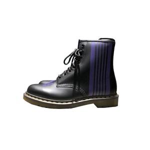 NEEDLES X DR MARTENS Stripe Boots