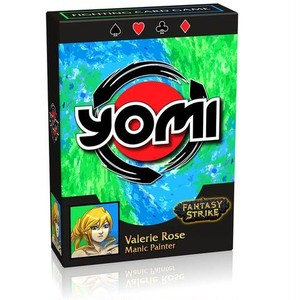 YOMI  Valerie デッキ単体(日本語シール・サマリーカード付き)