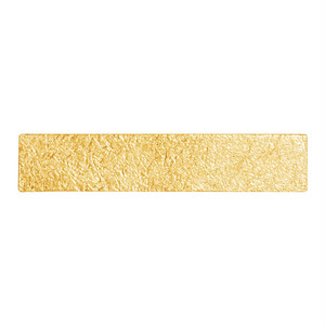 TIN BREATH 40mm Gold plate