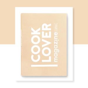 COOK LOVER magazine2~beige~cakes