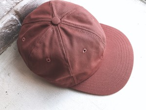 Dusty pink cap Made in America