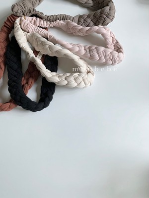 『翌朝発送』macaron headband〈monbebe〉