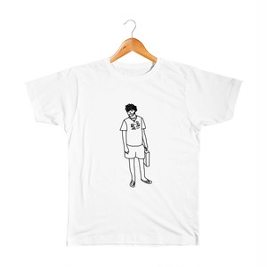 Jules #3 キッズTシャツ
