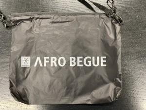 サコッシュ(ブラック)【Afro Begue】