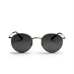 【CHPO】Liam (silver frame and a black lense)