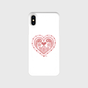 LOVE(heart)/Atan (iPhoneX/8/7/6/6s)