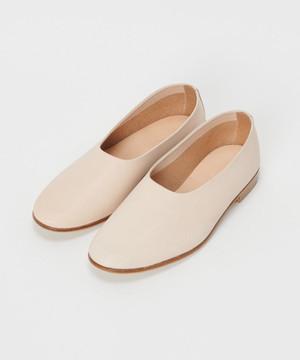 Hender Scheme foot cast///slip on natural