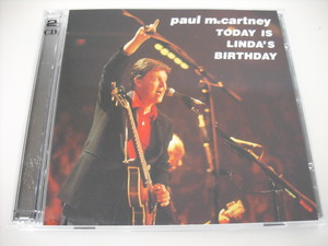 【2CD】PAUL MCCARTNEY / TODAY IS LINDA'S BIRTHDAY