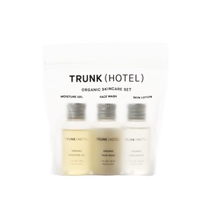 TRUNK Organic Skin Care Set
