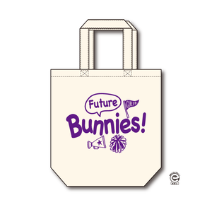 Future Bunnies Canvas Tote Bag