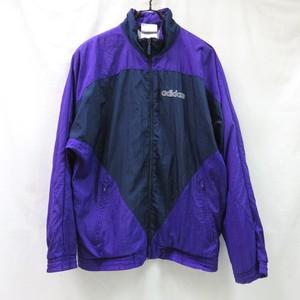90's adidas NYLON WIND BREAKER (アディダスナイロンウインドブレーカー)