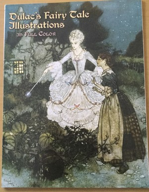 Dulac's Fairy Tale Illustrations in Full Color(ペーパーバック)(洋書:英語)