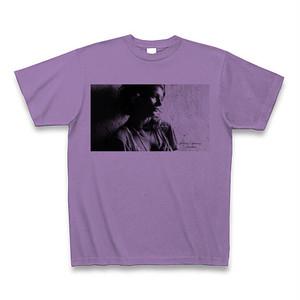 J×J 26Letters T-shirts Ethiopia purple