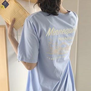 マリンロゴTシャツ