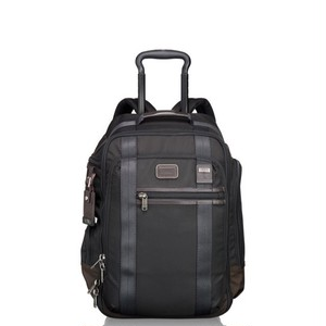 TUMI ALPHA BRAVO PETERSON WHEELED BACKPACK