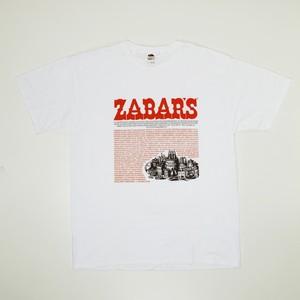 コピー:ZABERS T SHIRT