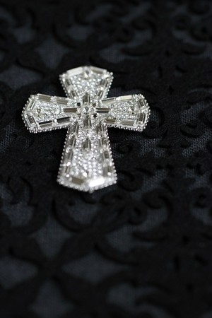 【Brooch】cross*T