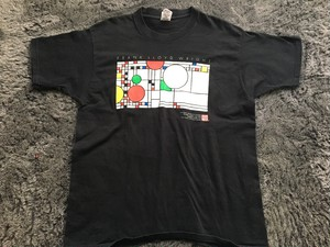フランクロイドライト Tシャツ 1993