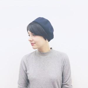 ベレー帽 / ネイビー