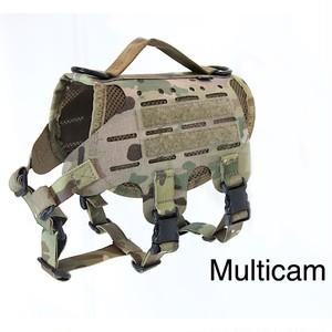 KILONINER(キロナイナー)  XSサイズ  M4 Tactical MOLLE Vest Laser Cut (ベスト レーザーカット)