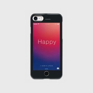 FLIP FLAP-Happy【スマホケース】