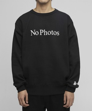 No Photos Sweatshirts