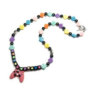 4s4ki「 SAD44mg 」Handmade Necklace