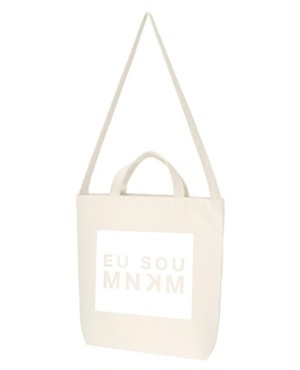 EU SOU MNKM 2Way Tote bag