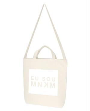 EU SOU MNKM 2Way Tote bag