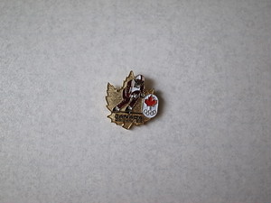 PINS / CANADA OLYMPIC