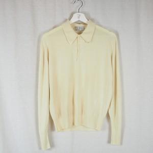 JOHN SMEDLEY Summer Polo Knit