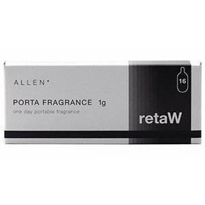 retaW- porta fragrance ALLEN*