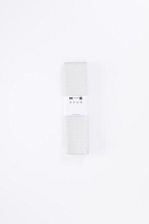 博多角帯 / 絵緯 / White