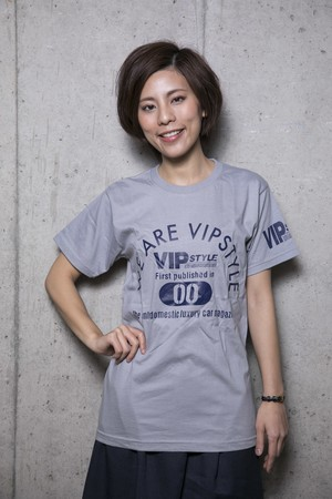 WE ARE VIPSTYLE【ライトグレー】