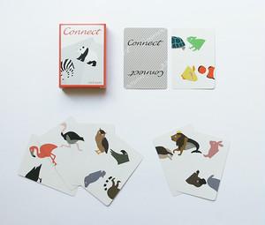 動物のカードゲーム コネクト