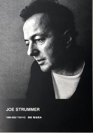 写真集「Joe Strummer 1999-2002 TOKYO」