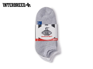INTERBREED|2PACK LOW-CUT SOCKS