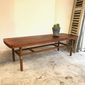 Dutch Vintage Rosewood Coffee Table 60's オランダ