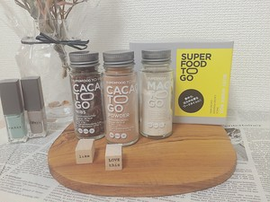 SUPERFOOD TOGO  BUSYWORKBOX