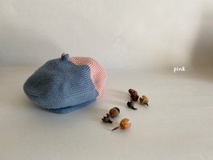 candy beret(pink)