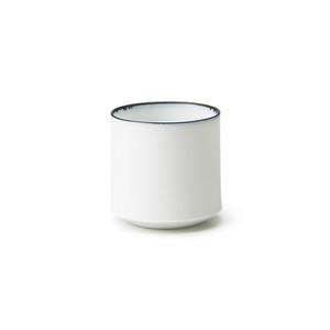 【カップ】White Line ホワイトライン cup 150㏄ 窯変呉須