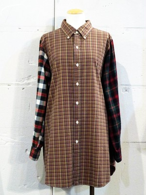Ralph Lauren Remake Shirt One-Piece