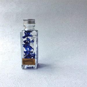 再販1【受注生産品】倉敷ハーバリウム インディゴブルー Sサイズ