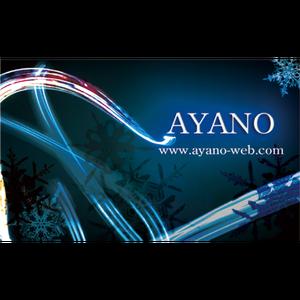 【ステッカー】AYANO ステッカー