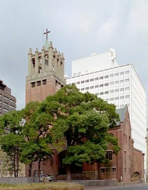 『日本基督教団神戸栄光教会 1995』