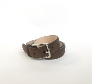 【ARNOLD WILLS&CO】 LEATHER BELT