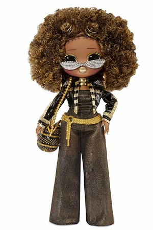 L.O.L. サプライズ! O.M.G. Royal Bee Fashion Doll with 20 Surprises